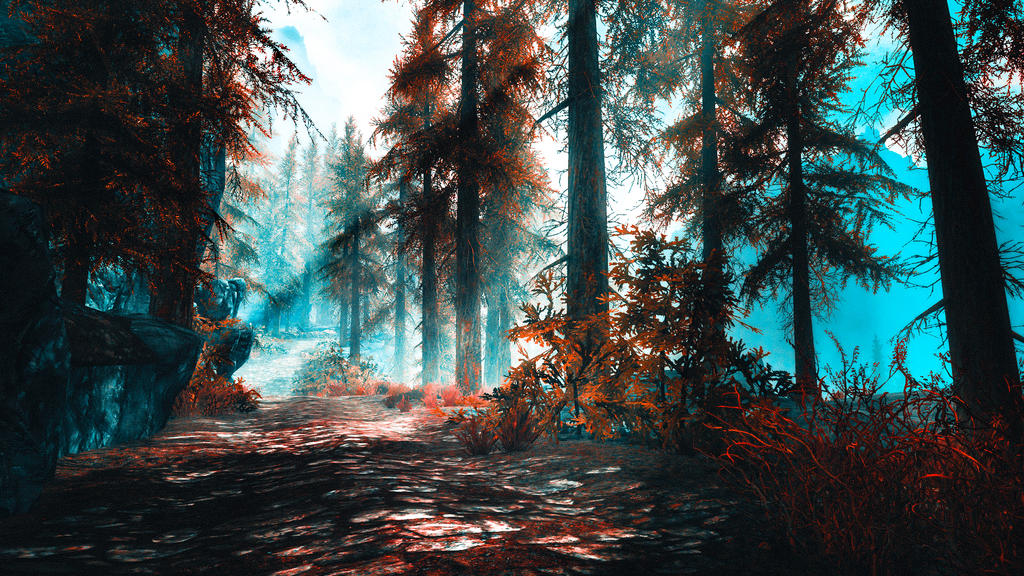 Left To Rust And Rot II - Skyrim by WatchTheSkiies on DeviantArt