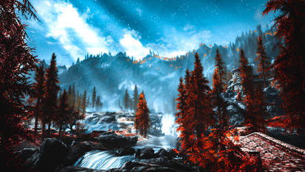 Red Forest VI - Skyrim