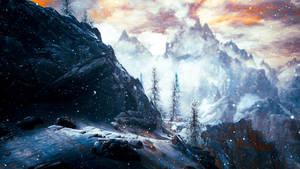Jerall Mountains - Skyrim