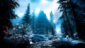 A Quiet Place IV - Skyrim