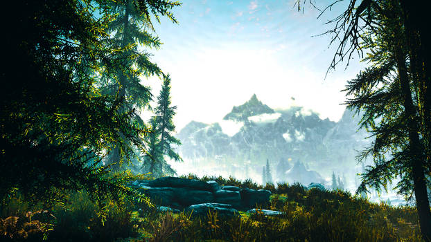Morning Breeze II - Skyrim