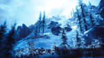 There We Sat In Snow - Skyrim