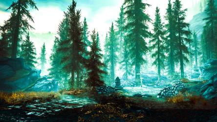 Emerald Dream III - Skyrim