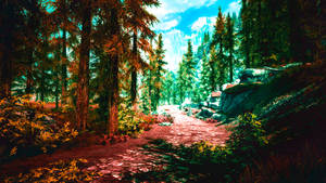 The Road Goes Ever On II - Skyrim