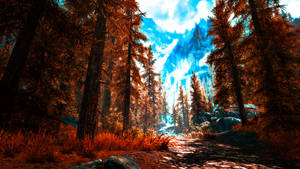 The Red Truth - Skyrim