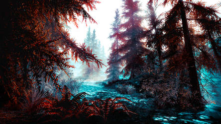 If These Trees Could Talk III - Skyrim