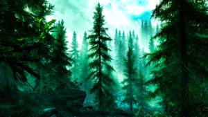 Phthalo Green - Skyrim