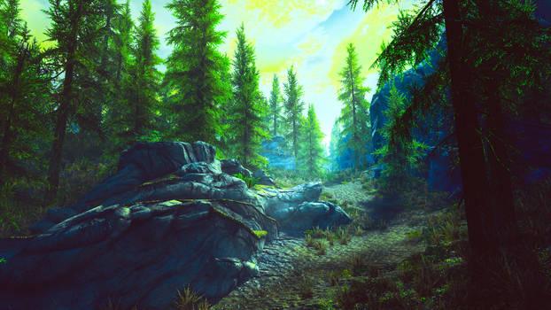 A Quiet Place V - Skyrim