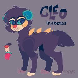 Cleo ref by KinqYork