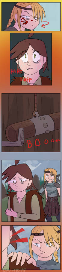 How to be a Dragon (page 60)