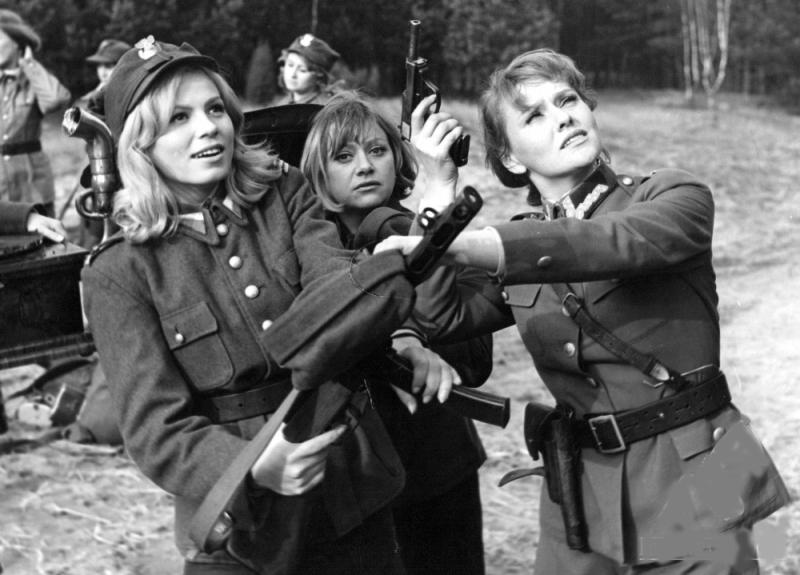In Russian Woman Fighting 62