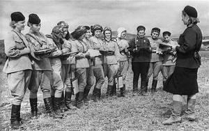 Russian female pilots from 588th Night Bomber by UniformFan
