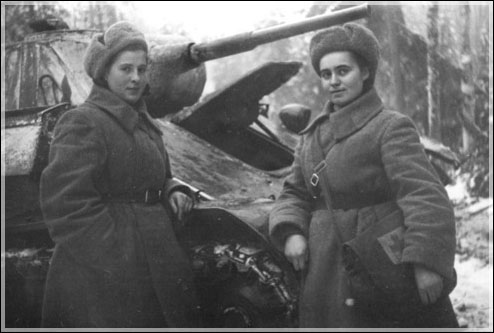 Russian Woman Soldier Results 3