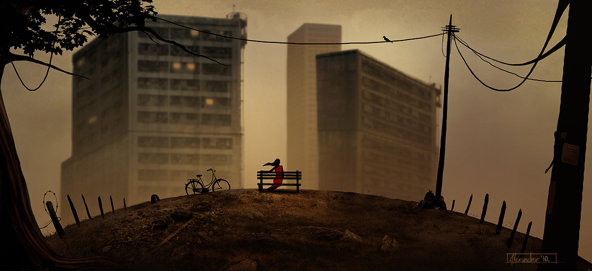 Snowwhite animation screen by AlexanderCasteels