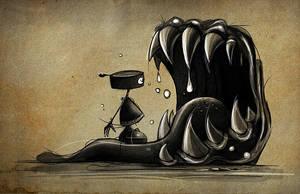 Heart Sketch by AlexanderCasteels