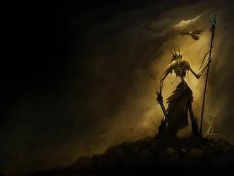 Soul Reaper by AlexanderCasteels