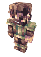 ''Adventurer'' Minecraft Skin by SpeedyCube