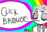 CLICK BROWSE DO IT NOW