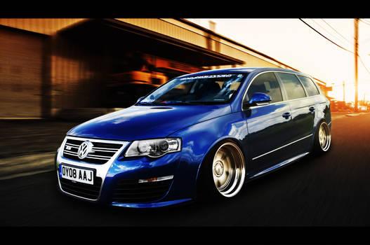 Volkswagen Passat R36 2011