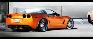 Chevi Corvette