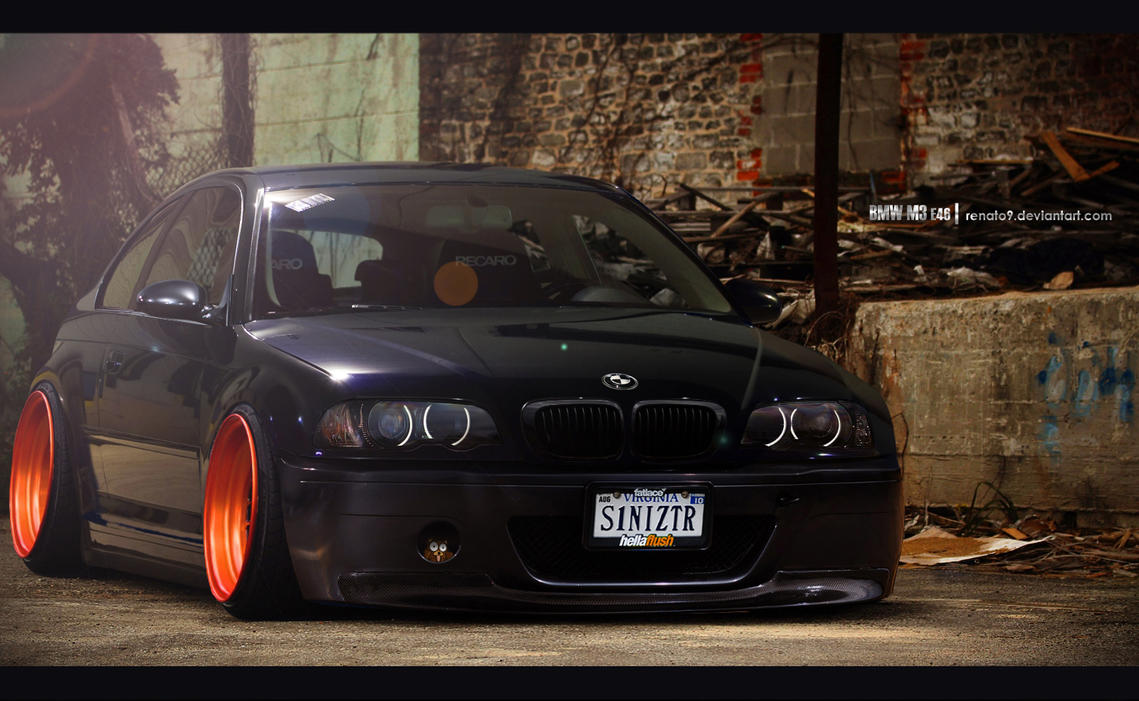 BMW E46 M3 by Renato9