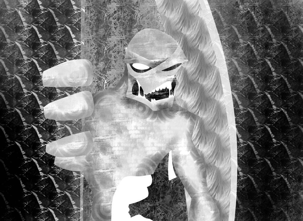 Mumia by drakonos85