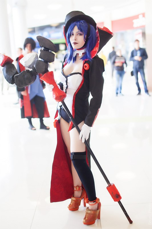 LeBlanc - LoL by maya-misare
