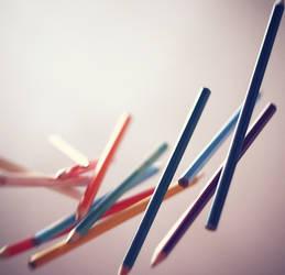Pencils by Vurtov