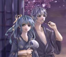 For my dear friend by Yunaleskaa