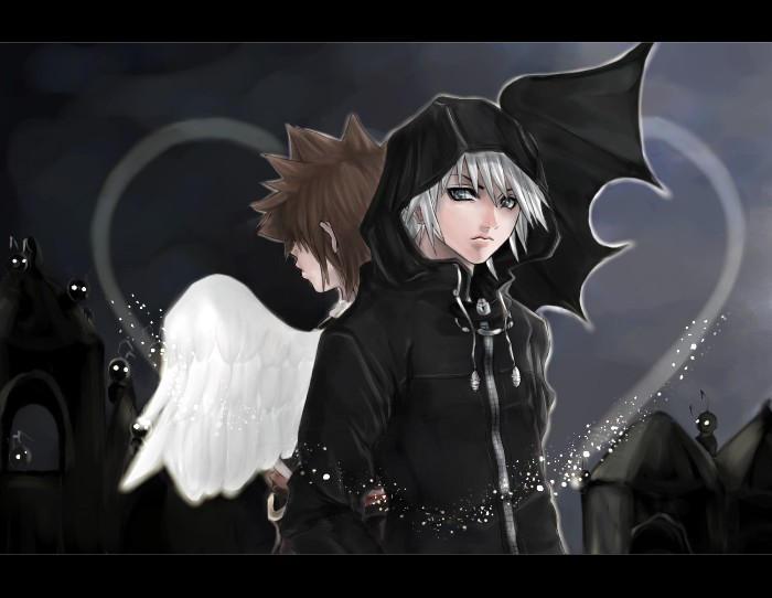 Kingdom Hearts II by Yunaleskaa