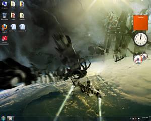 My Desktop March 2011