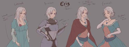 Character design: Eris by LightyOle