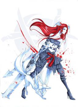 Revelation Online - Blademaster