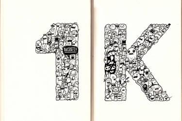 1K IG by VinceOkerman