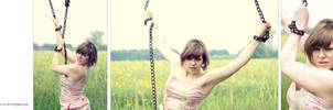 enchained in freedom-