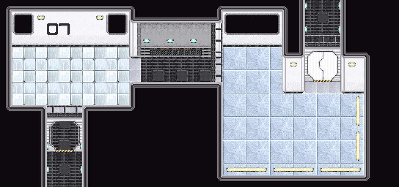 More Sci-Fi RPG Tiles by UberVestigium
