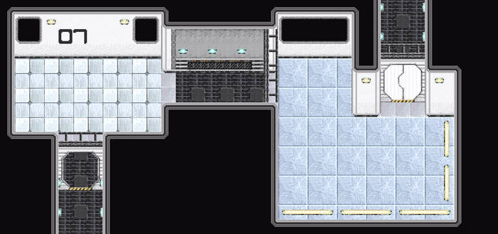 More Sci-Fi RPG Tiles