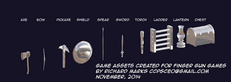 Stone Shire Assets