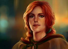 Merigold redraw by AnnaHelme