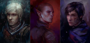 Enderal characters