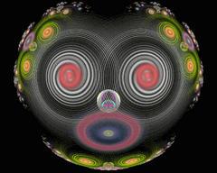 HYPNOFRACTAL Animated GIF by mynameishalo