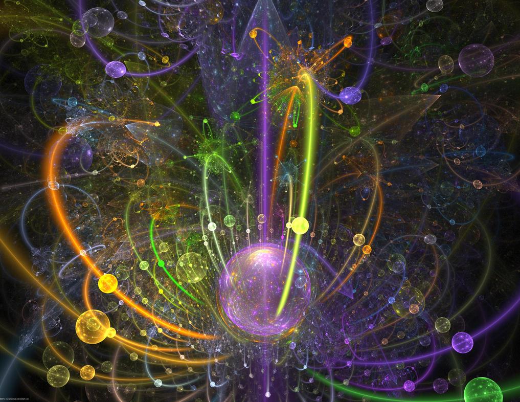 Atomic thing 1 by mynameishalo