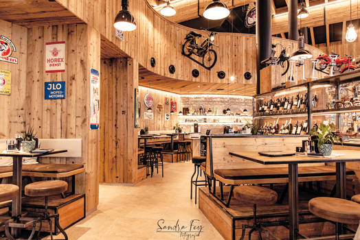 Biker restaurant