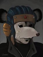 Beita Portrait by bitboydz2