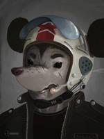 Shuke Portrait by bitboydz2
