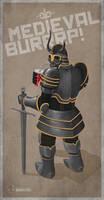 Medieval Burrrp by bitboydz2