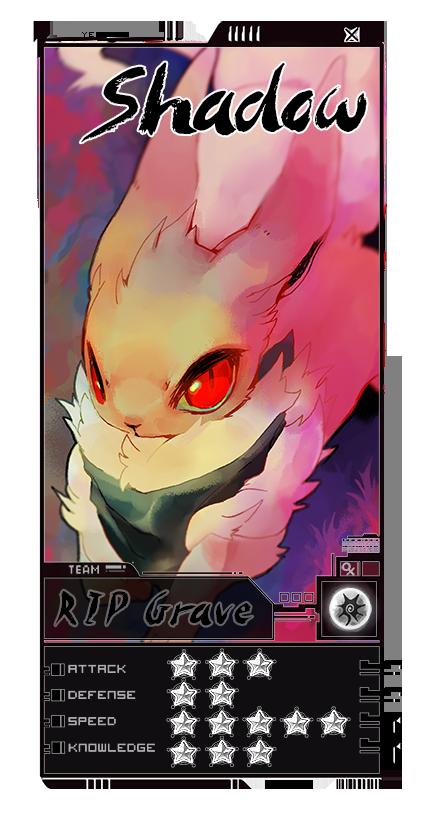 ID : Shadow by Yen-Cat