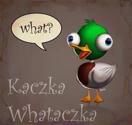 Kaczka Whataczka by Mortusk