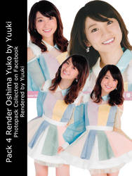 Package No.1 : Pack 4 Render Yuko Oshima