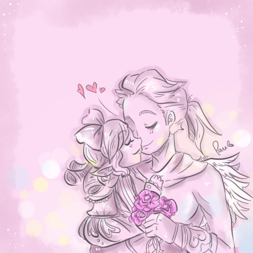 Varus And Lulu Happy Hearts Day ! ( V...